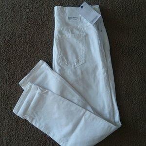 *NWT* Zara basic mom jeans